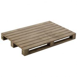 Platou de servire din lemn 30x20cm