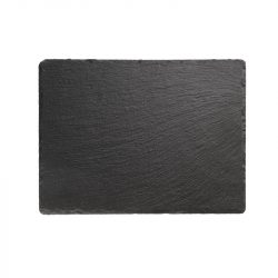 Platou ardezie 26.5x20.5cm