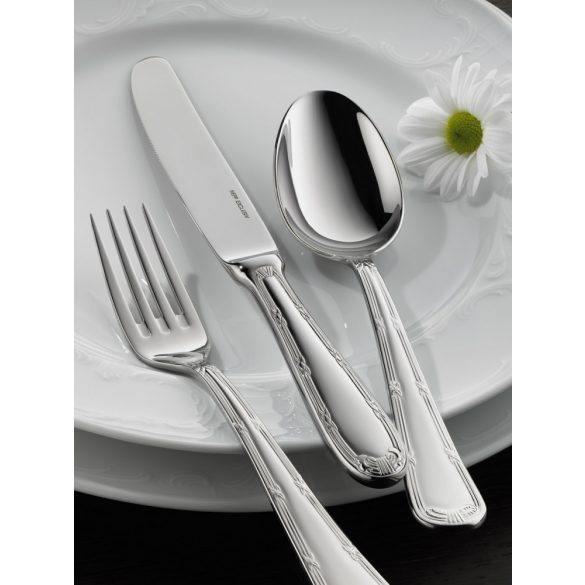 Lingura gourmet inox 18.1cm Hepp linia Kreuzband