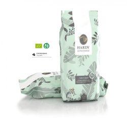 Cafea boabe premium 1kg Zanzibar Organic, Hardy Caffe