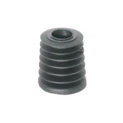 Dop covertor-Plastic-Negru