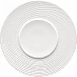 Farfurie intinsa cu relief 34 cm linia Compliments Bauscher