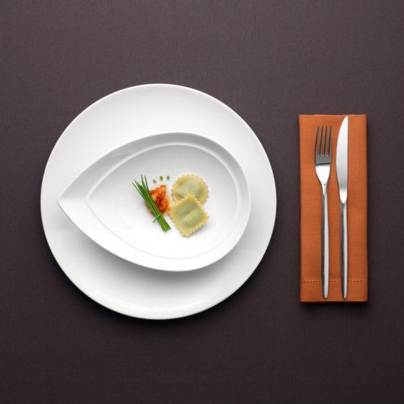 Bol forma petala 18 cm linia Compliments Bauscher