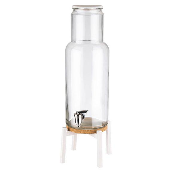 Dispenser bauturi 7.5l Nordic White