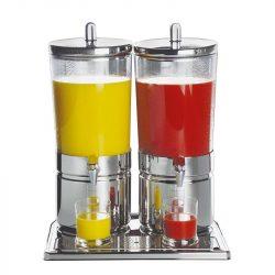 Dispenser suc natural 2x 6l Top Fresh