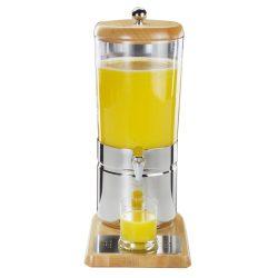 Dispenser suc natural 6l Top Wood