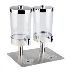 Dispenser suc natural 2x 6l Sunday
