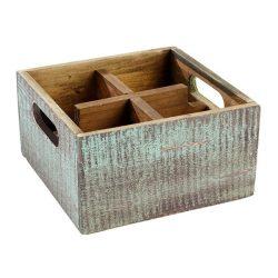 Ladita lemn pentru masa Vintage