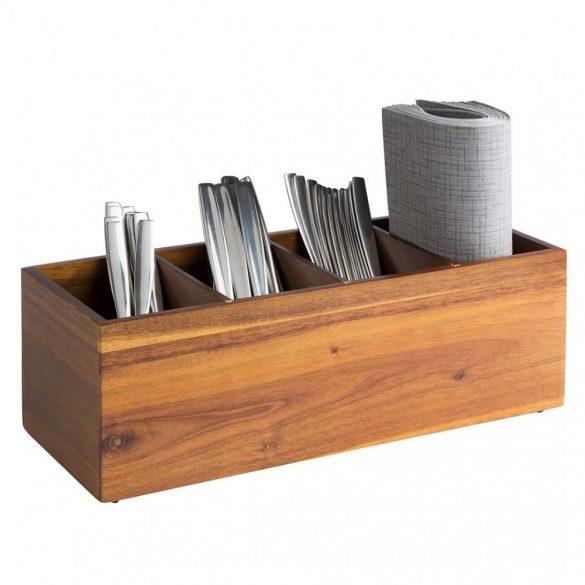 Cutie lemn pentru masa Woody