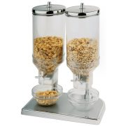 Dispenser dublu cereale 2x4.5l Fresh Easy