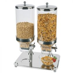 Dispenser Cereale 2x8l Classic Duo