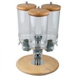 Dispenser triplu 3x4.5l Rotation