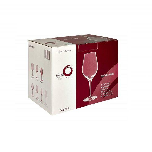 Pahar degustare vin 350ml Stolzle linia Exquisit