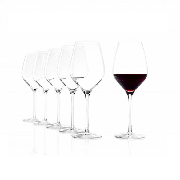 Pahar Vin Rosu 480 ml, Stolzle, linia Exquisit Royal
