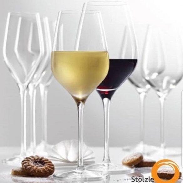 Pahar Vin Universal 420ml Stolzle linia Exquisit Royal.