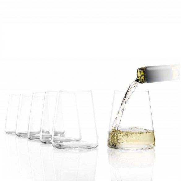 Pahar tumbler vin alb 380 ml, Stolzle, linia Power