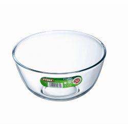 Bol sticla pentru mixare sau salate 2lit