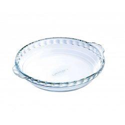 Forma tarta cu manere sticla Yena 22cm Arcuisine