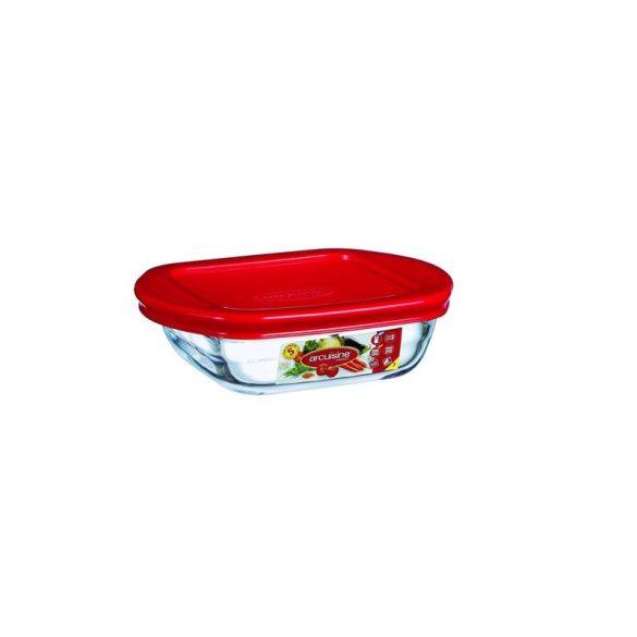 Vas termo cu capac plastic 0.35l Cook&Store Arcuisine