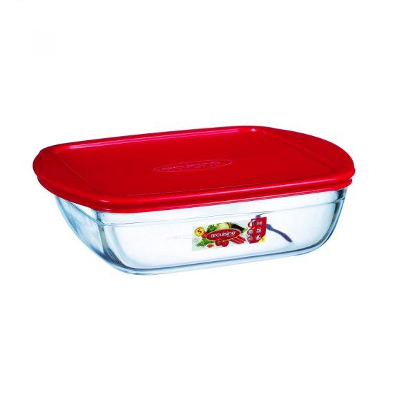 Vas termo cu capac plastic 2.15l Cook&Store Arcuisine
