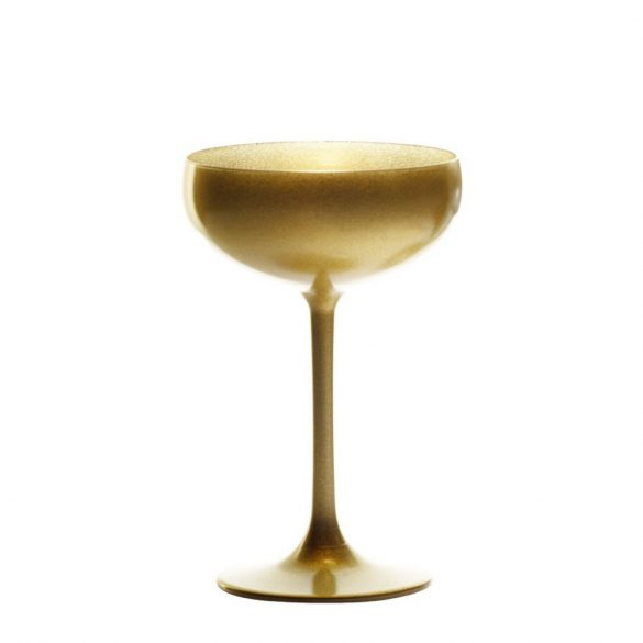 Cupa sampanie 230ml Stolzle Olympic Auriu