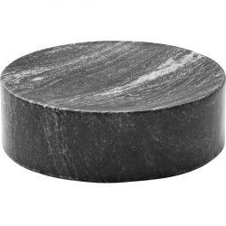 Bord din marmura neagra 13cm