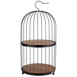 Stand bufet Birdcage