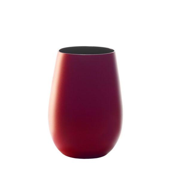 Pahar Stolzle Olympic culoare Rosu (mat) Negru 465 ml