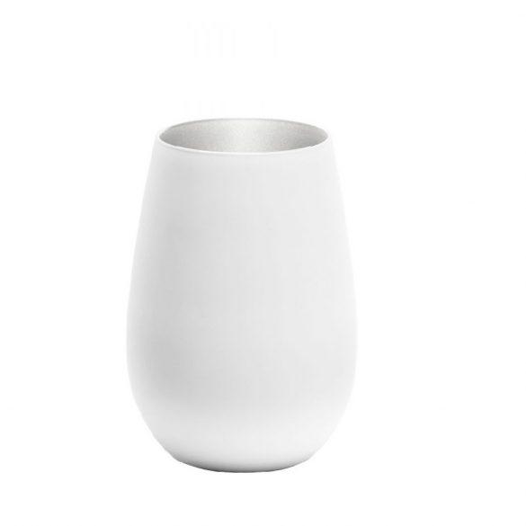 Pahar Stolzle Olympic culoare Alb (mat) Argintiu 465 ml