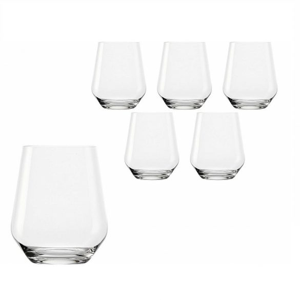 Pahar Whisky 370ml Stolzle linia Quatrophil/Revolution