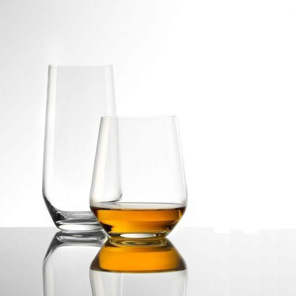 Pahar tumbler Whisky DOF 470 ml, Stolzle, linia Quatrophil / Revolution