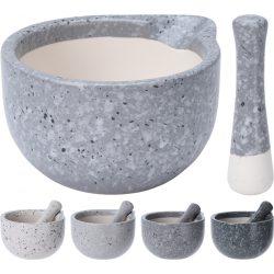 Mojar ceramica cu pistil