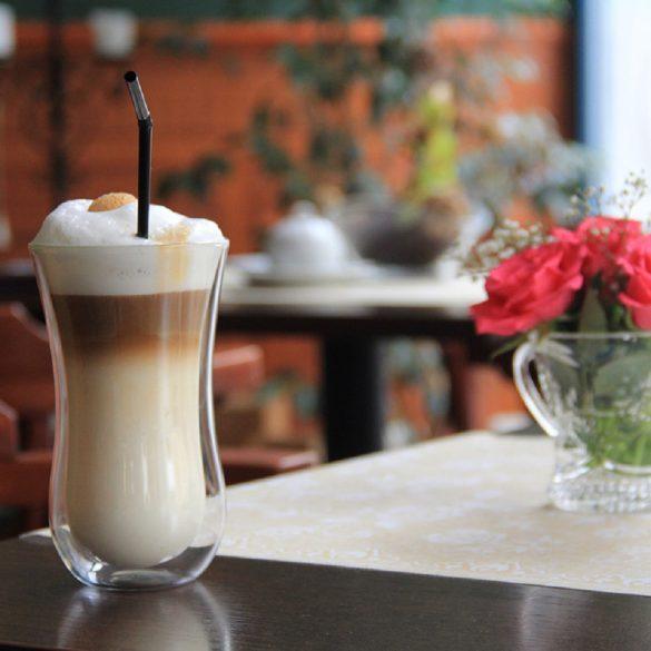 Pahar cu perete dublu 330ml Stolzle Coffee'n More