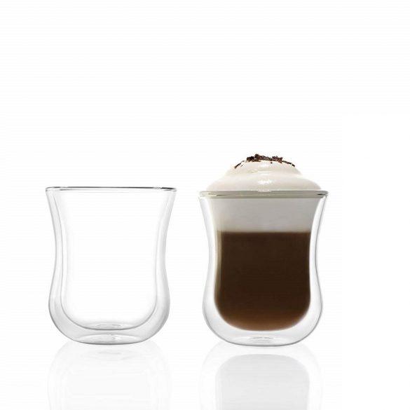 Pahar cu perete dublu 90ml Stolzle Coffee'n More