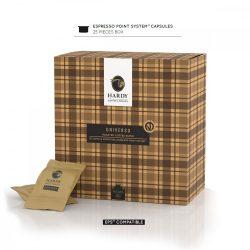 Cafea premium Universo Blend, Hardy Caffe, 25 capsule FAP