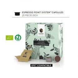 Cafea premium Zanzibar Organic, Hardy Caffe, 25 capsule FAP