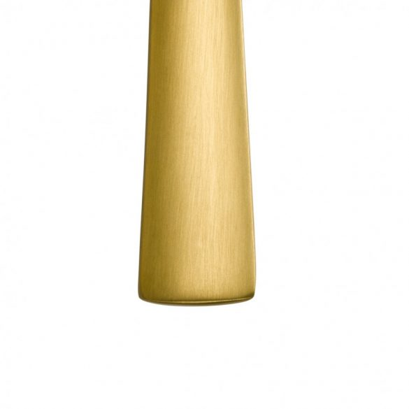 Lingura gourmet PVD Gold Brushed 18.3cm Hepp linia Accent