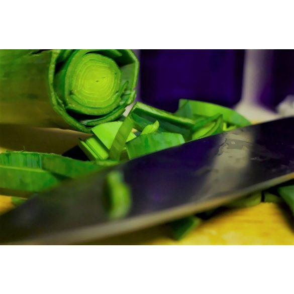 Cutitul bucatarului 23,5cm Jero verde