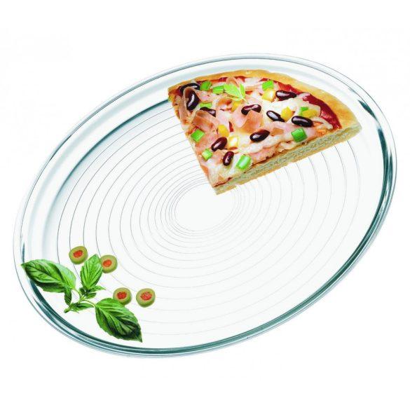 Forma pizza sticla termorezistenta 32cm Simax