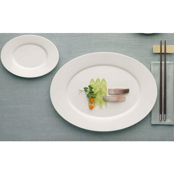 Platou oval 18 cm, linia Purity Classic, Bauscher
