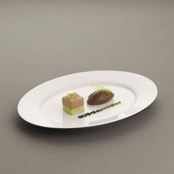 Platou oval 33 cm, linia Purity Classic, Bauscher