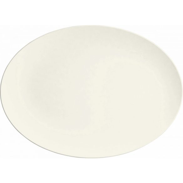 Platou oval 37cm linia Purity Coup Bauscher