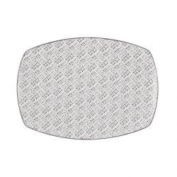 Platou rectangular 28cm linia Cosy