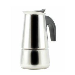 Cafetiera espresso din inox 2 portii