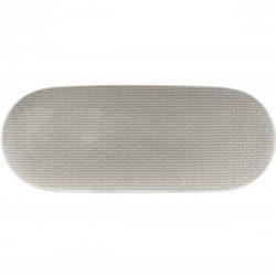 Platou oval 46cm linia Scope Gray