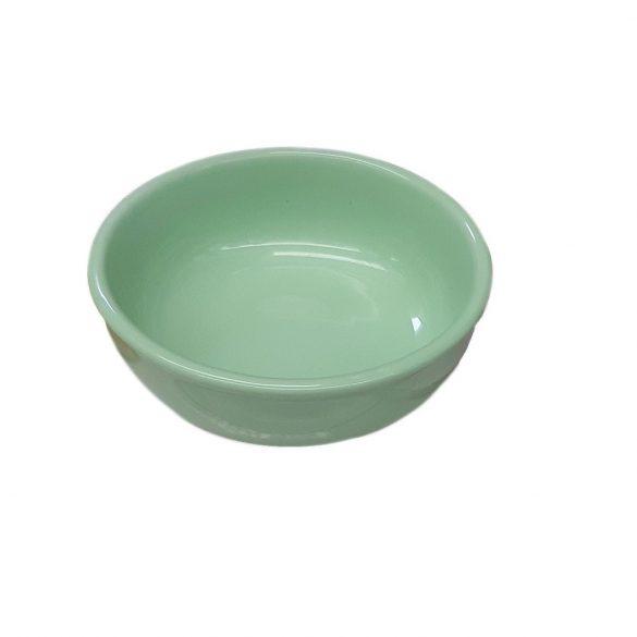 Bol ceramica 18 cm, verde, De Silva