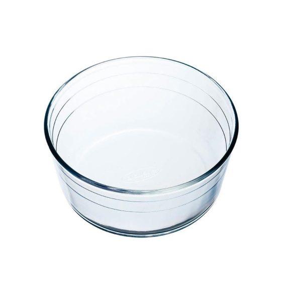 Forma sufleu sticla termo 21x10cm Arcuisine