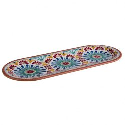 Platou oval 38cm Arabesque