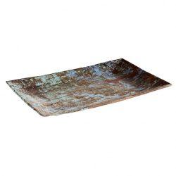 Platou rectangular 34.5x22cm AQUARIS