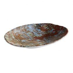 Platou oval 24x17cm AQUARIS
